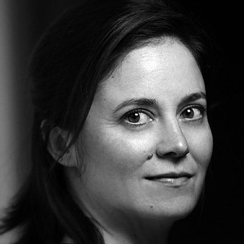 Caroline Cybula, interprète, marionnettiste