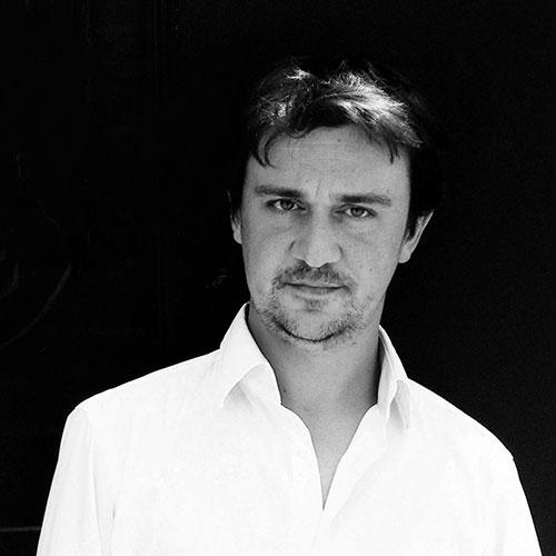 Alban Coulaud, directeur artistique